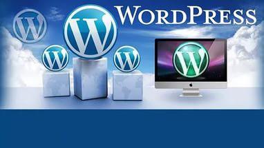 Создать блог на WordPress.